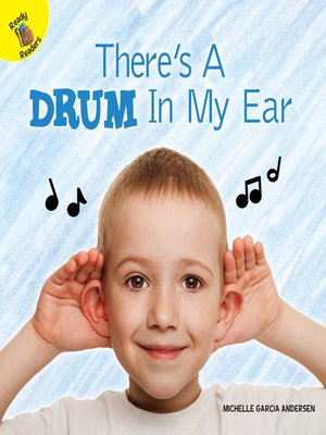 cover image of There's a Drum in My Ear
